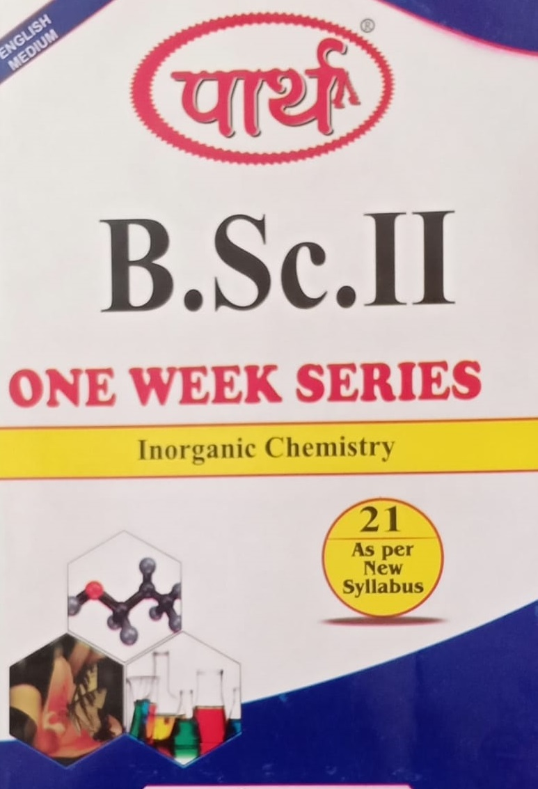 Inorganic Chemistry Question-Answer Series (One Week Series)
