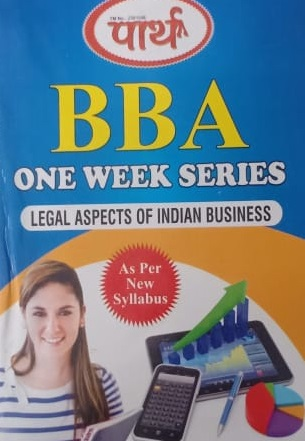 Legal Aspects of Indian Business  - Online Book Mart