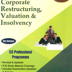 CORPORATE RESTRUCTURING , VALUATION AND INSOLVENCY  - Online Book Mart