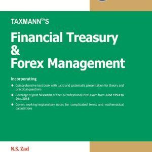 Financial Treasury And Forex Management  - Online Book Mart