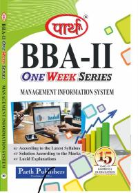 Management Information system (Question-Answer Series) One Week Series (Syllabus-Rajasthan University)