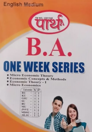 Economic Theory-I for JNVU Jodhpur Syllabus