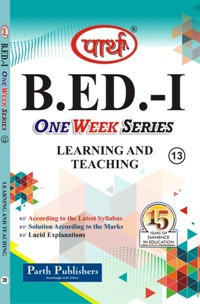 Learning and Teaching (Question-Answer Series) One Week Series  - Online Book Mart