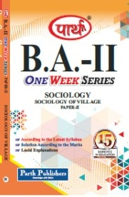 Sociology of Village  (Question-Answer Series) One week series
