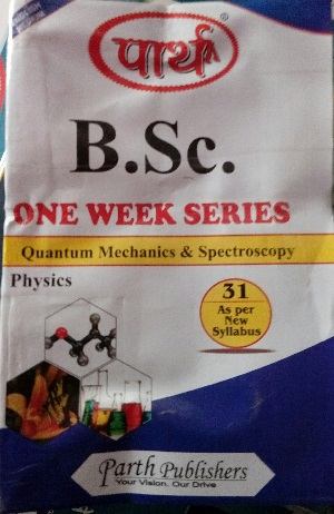 Quantum Mechanics & Spectroscopy