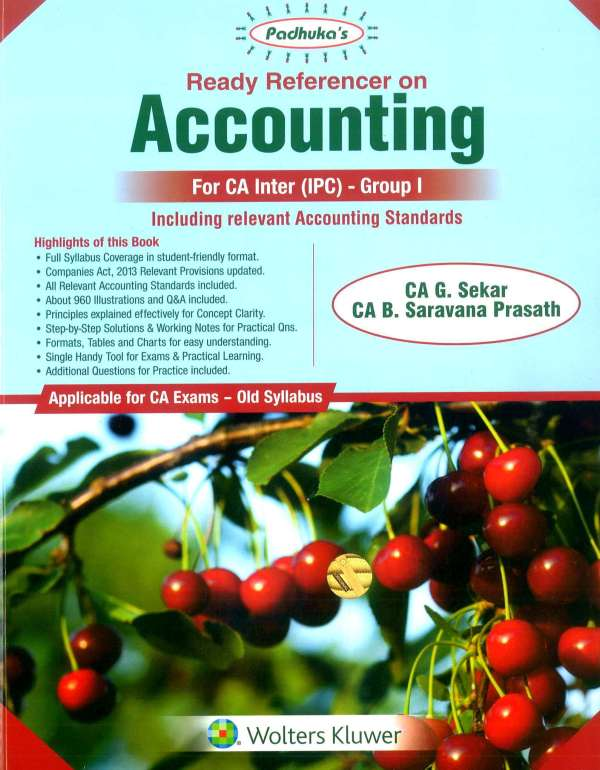 Ready Referencer on Accounting  - Online Book Mart