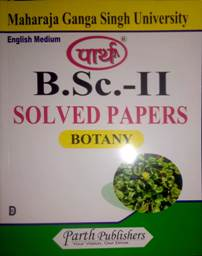 BSC 2nd Year Botany Solved Papers (Ganga singh)