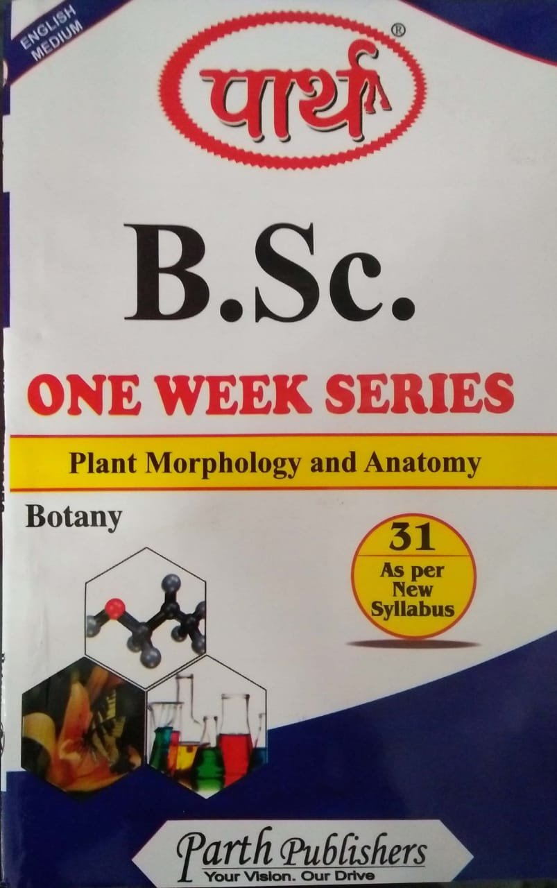 Plant Morphology and Anatomy  - Online Book Mart