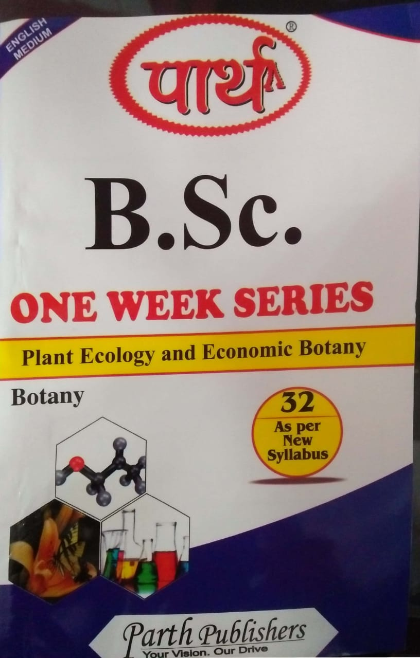 Plant Ecology and Economic Botany  - Online Book Mart