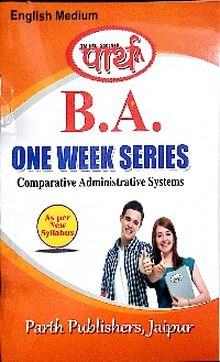 Comparative Administrative Systems  - Online Book Mart