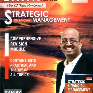 Strategic Financial Management Revision Module New Syllabus   - Online Book Mart