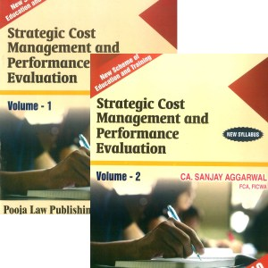 Strategic Cost Management & Performance Evaluation (AMA)  - Online Book Mart