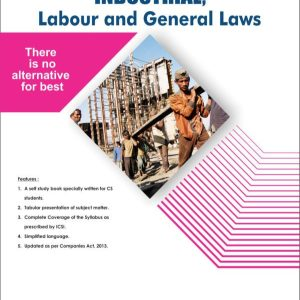 Industrial Labour  & General Laws