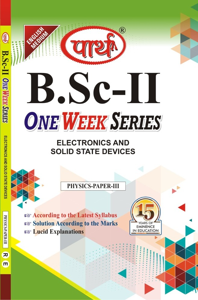 Electronic and Solid State Devices (Question-Answer) One Week Series