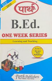 Learning and Teaching (Question-Answer Series) One Week Series